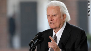 The Rev. Billy Graham and President Obama agreed to meet as soon as possible during a phone call in November.