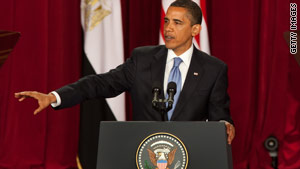 President Obama extended the offer for the summit in a speech in Cairo, Egypt, last summer.