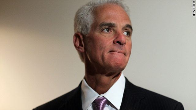 "Florida Gov. Charlie Crist has scheduled ""a candidate qualifying event"" Thursday in St. Petersburg."