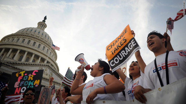 Prospects for immigration reform grow dimmer