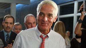 Gov. Charlie Crist's Senate campaign is just part of a wider war for the heart of the GOP.