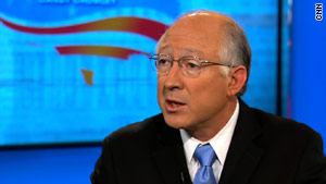"""""""I think we have to prepare for the worst,"""" Ken Salazar said."""