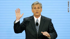 "Rep. Kevin McCarthy, R-California, is leading the ""Commitment to America"" effort."