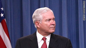 "Defense Secretary Robert Gates says the Pentagon must make spending cuts that ""will displease powerful people."""