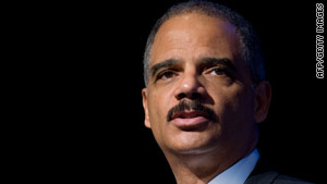 Attorney General Eric Holder says the Justice Department may sue Arizona over its new immigration law.
