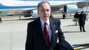 Sen. Arlen Specter, a longtime Republican-turned-Democrat, faces a tough primary fight this year.