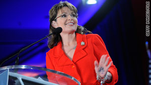 Sarah Palin is scheduled to address a National Rifle Association in North Carolina.