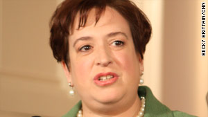 If confirmed, Elena Kagan would become third woman on nine-member bench and the fourth woman in court's history.
