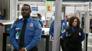 A GAO report examines the effectiveness of Transportation Security Administration methods.