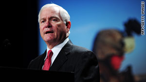 Defense Secretary Robert Gates wants the military to complete a review of the proposed repeal.