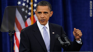 President Obama speaks at Carnegie Mellon University June 2 in Pittsburgh, Pennsylvania.