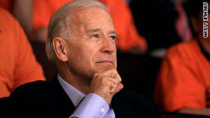 Vice President Joe Biden will stop in South Africa to attend to the World Cup opening ceremonies.