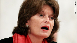 "Sen. Lisa Murkowski says extending the EPA's regulation of air pollution would be ""an unprecedented power grab."""