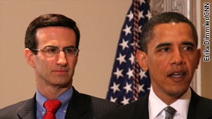 Peter Orszag played a vital role on President Obama's economic team.
