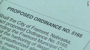 Election workers told CNN affiliate KETV in Omaha that the ordinance passed by nearly 1,000 votes.