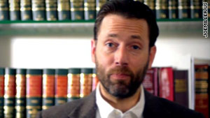 Joe Miller has the backing of the Tea Party Express in Alaska's GOP Senate primary on August 24.