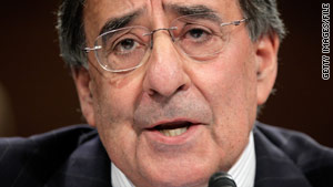 "CIA Director Leon Panetta said Afghanistan is going ""slower"" than anticipated."
