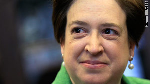 Confirmation hearings for Elena Kagan begin Monday.