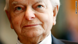 Sen. Robert Byrd was the longest-serving member of the U.S. Congress.