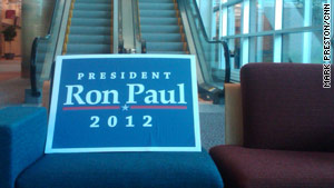 Ron Paul has risen from a little-known congressman to the national spokesman on libertarian philosophy.