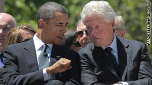 The White House wants to use Bill Clinton in key states where President Obama is not particularly popular, officials said.