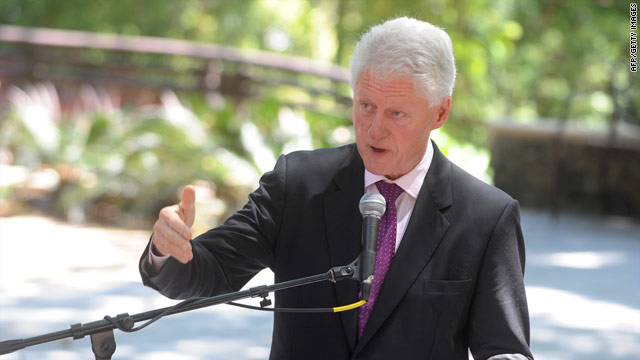 Former President Bill Clinton will continue to fundraise and stump for Democratic candidates across the country.
