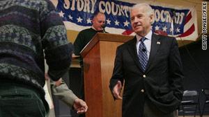 The FEC fined Joe Biden for spending violations during his failed 2008 presidential bid.