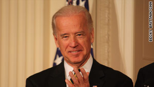 "Vice President Joe Biden spoke to ABC's ""This Week"" in an interview that was broadcast Sunday."