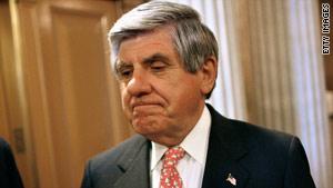 Sen. Ben Nelson, D-Nebraska, has opposed Democratic-backed legislative items.