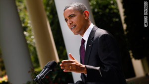 """We can't afford these political games,"" President Obama said Monday."