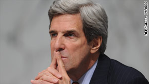"Sen. John Kerry says it is ""important not to over-hype"" the meaning of the leaked documents."