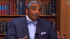 Rep. Charlie Rangel is accused of violating House rules on receiving gifts.
