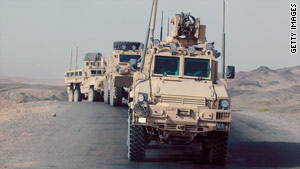 The Obama administration has made clear some troops will start withdrawing by next July.