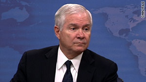 "Defense Secretary Robert Gates told ABC he's ""appalled"" at the release of thousands of classified documents."