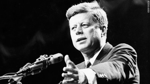 Theories about illegitimate presidents resurfaced again in the early 1960s with John F. Kennedy, the first Irish-Catholic president.