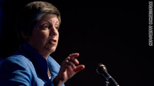 "Homeland Security Secretary Janet Napolitano says the plan will ""continue bolstering security on our Southwest border."""