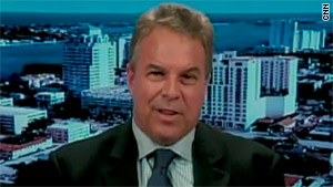 "In his battle to become Florida's Democratic Senate nominee, real estate tycoon Jeff Greene says, ""Nobody can buy me."""