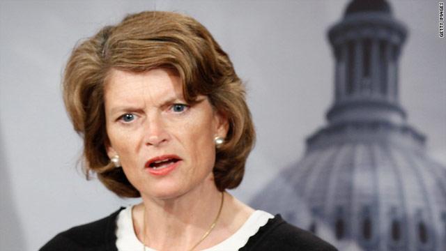 Alaska GOP Sen. Lisa Murkowski is in danger of losing to Tea Party candidate and Sarah Palin-backed candidate Joe Miller.