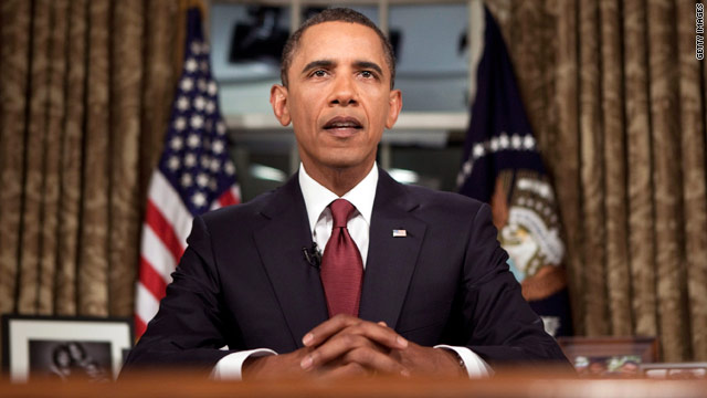 """As an Illinois lawmaker, Barack Obama described the Iraq conflict as a """"dumb war."""""""