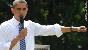 President Obama will lay out his economic proposal during an economic speech Wednesday in hard-hit Cleveland, Ohio.