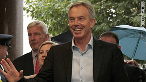Tony Blair told ABC that at first he failed to grasp the reach of fundamentalist Islam.