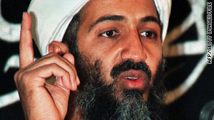 A CNN/Opinion Research Corp. poll says 67 percent believe it is unlikely the U.S. ever will capture or kill Osama bin Laden.