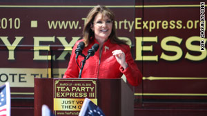 Sarah Palin and the Tea Party Express have endorsed a number of winning primary candidates.