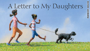 """Of Thee I Sing: A Letter to My Daughters"" praises traits ""that unite all Americans,"" Random House says."