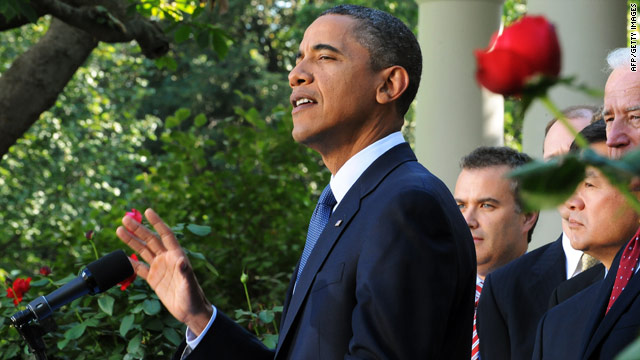 President Obama takes GOP congressional leaders to task Wednesday at a White House news conference.