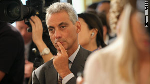 White House Chief of Staff Rahm Emanuel may leave the job as soon as next month, sources say.