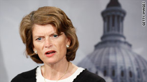 Senate Republicans are poised to strip Sen. Lisa Murkowski of her post on the Senate Energy Committee.