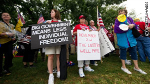 The Tea Party has shaken up this year's congressional elections.