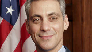 Rahm Emanuel Chicago Mayor