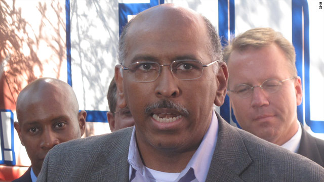 RNC Chairman Michael Steele says he wants to meet with President Obama and assess what they have achieved as African-Americans.